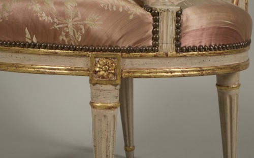 Pair Of Armchairs by Delaunay -