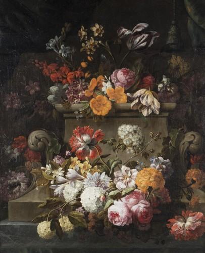 Still Life - Gaspar Pieter Verbruggen le jeune (1664-1730) -