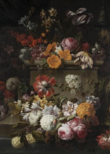 Antiquités - Still Life - Gaspar Pieter Verbruggen le jeune (1664-1730)