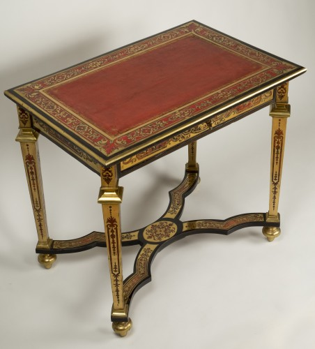 Louis XIV Boulle Marquetry Small Table -