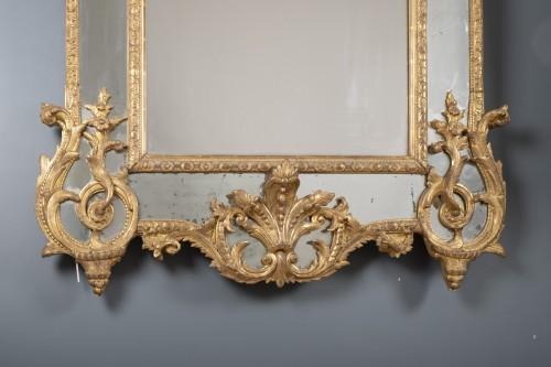 18th century - French Régence Mirror
