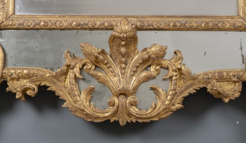 French Régence Mirror - French Regence