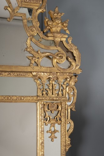 French Regence - French Régence Mirror