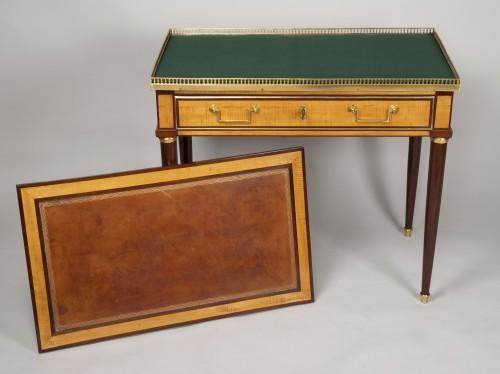 Furniture  - Louis XVI amaranth and lemon tree desk