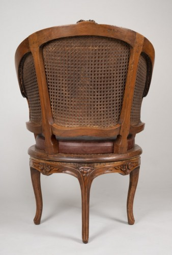 Louis XV Cabinet Armchair - Seating Style Louis XV