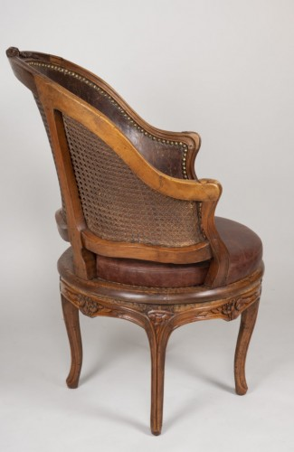 Seating  - Louis XV Cabinet Armchair
