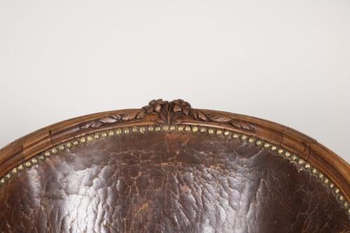 Louis XV - Louis XV Cabinet Armchair
