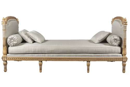 Louis XVI Bed of rest  stamped Georges Jacob