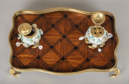 18th century - Louis XV inkwell