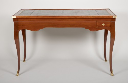 Louis XV mahogany tric trac table - Furniture Style Louis XV