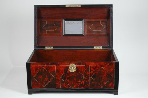 17th century - Great Louis XIV Chest
