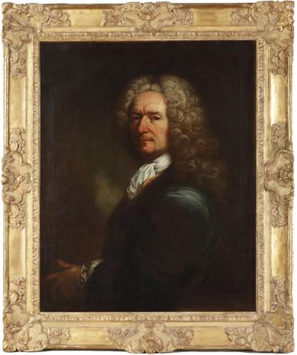 Portrait of Mister David François de Rognon de Neuchâtel