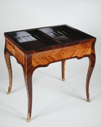 Louis XV Tric Trac table -