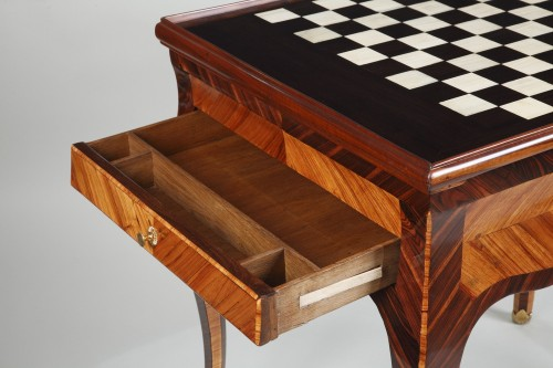Louis XV Tric Trac table - Louis XV