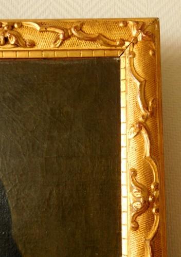 Antiquités - Portrait of a lady of Bruges - 17th Century flemish school