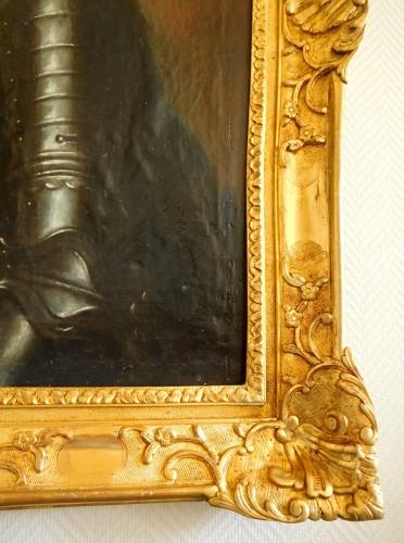 Portrait Of A French Aristocrat,  Knight Of Malta - Charles Baziray (ca 1685 - 1755) -