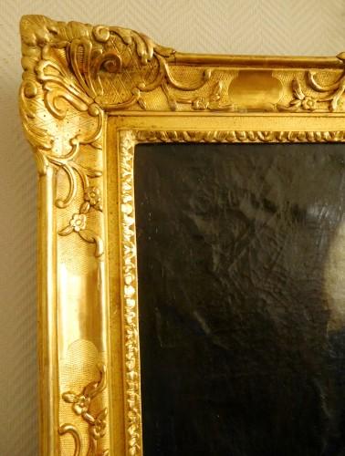 Louis XV - Portrait Of A French Aristocrat,  Knight Of Malta - Charles Baziray (ca 1685 - 1755)