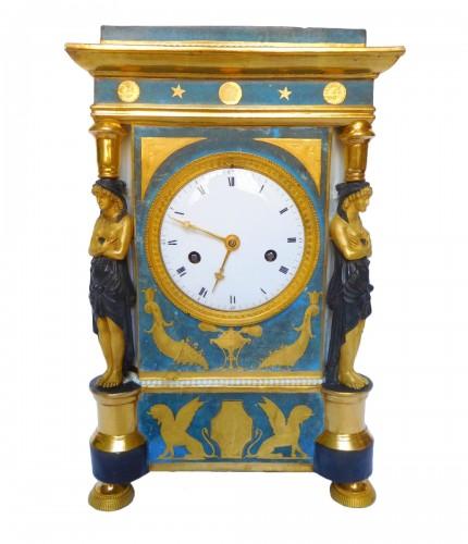 Porcelain Clock Circa 1800-1805