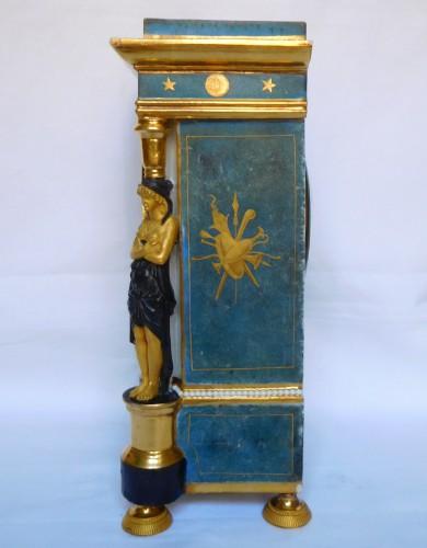 Porcelain Clock Circa 1800-1805 -