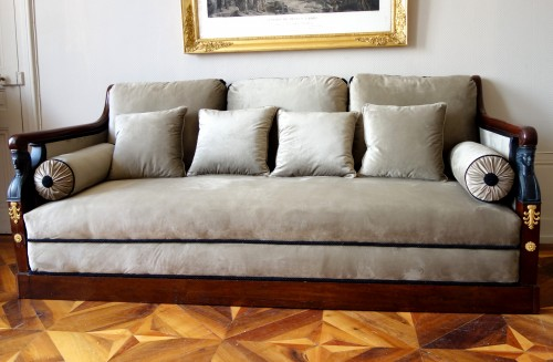 19th century - Turkish style sofa from the Empire period