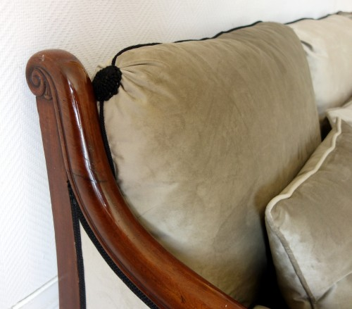 Antiquités - Turkish style sofa from the Empire period