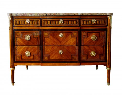 French Louis XVI commode