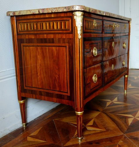 French Louis XVI commode -