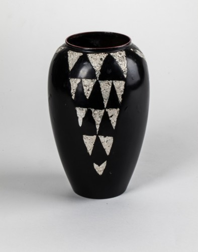 Jean Dunand - Vase  - Decorative Objects Style Art Déco