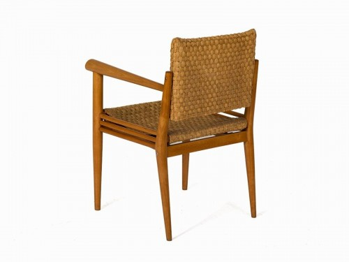 Africanist Armchair  - Seating Style Art Déco