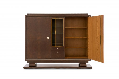 E J Ruhlmann  - Normand cabinet - Furniture Style Art Déco