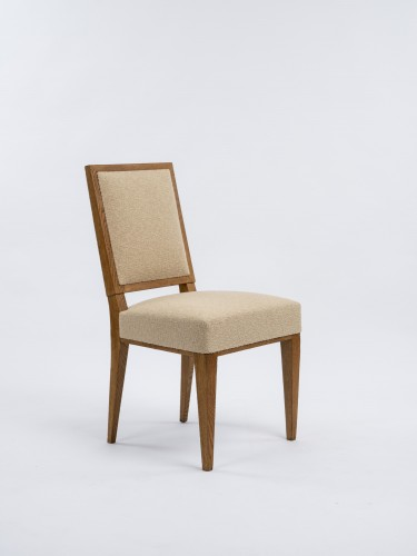 Jacques Quinet  pair of chairs  - Seating Style Art Déco