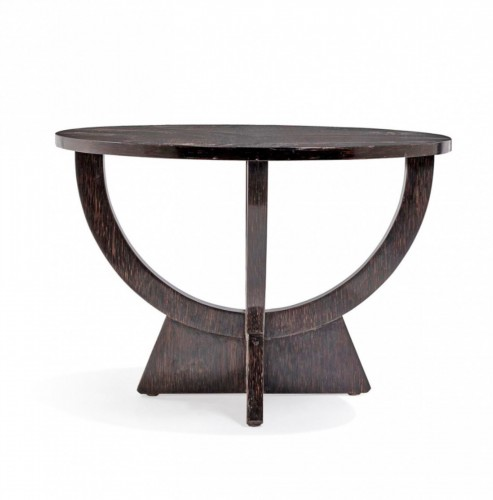 Pedestal table -  Eugène Printz