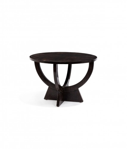 Furniture  - Pedestal table -  Eugène Printz