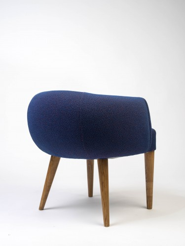 """Jean Royère """" boule """" armchair - Seating Style 50"""