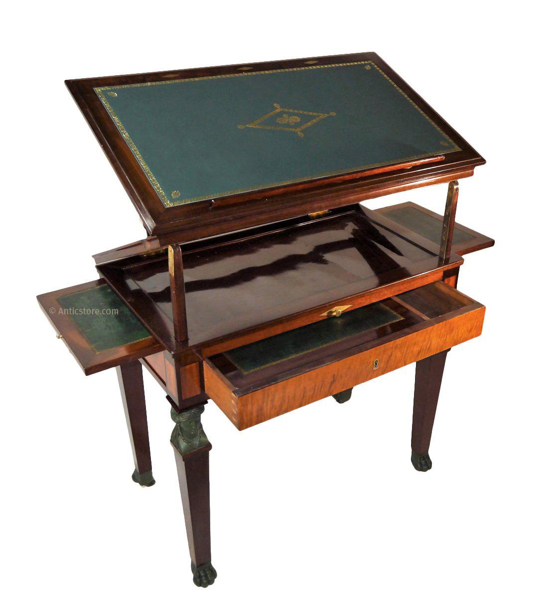 Architect Table \u0026quot;à la Tronchin\u0026quot; ...