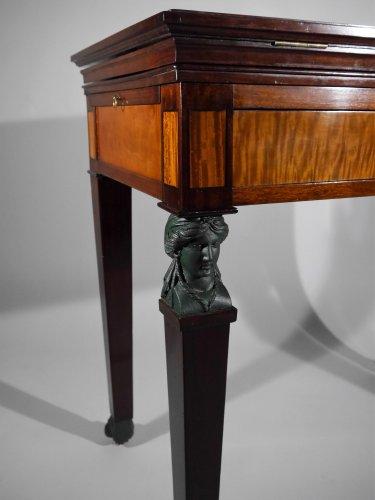 "Furniture  - Architect Table ""à la Tronchin"" by Jacob"