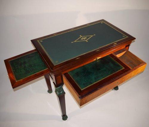"""Architect Table """"à la Tronchin"""" by Jacob - Empire"""