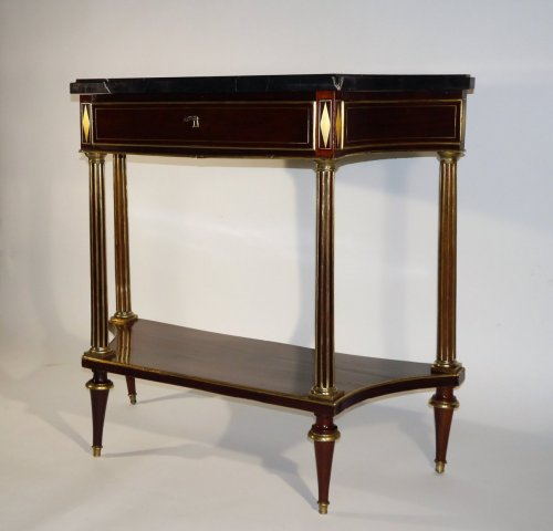 18th century - Console Louis XVI of the Revolution period, 18th century