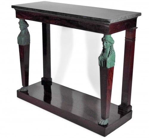 Consulate or Empire Console by Biennais