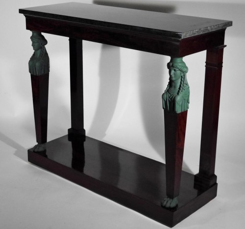 Consulate or Empire Console by Biennais - Empire