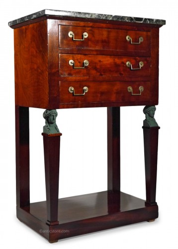 An Empire side table