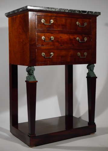 Furniture  - An Empire side table