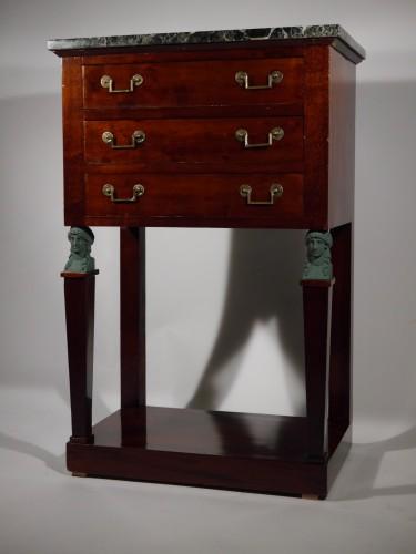 Antiquités - An Empire side table