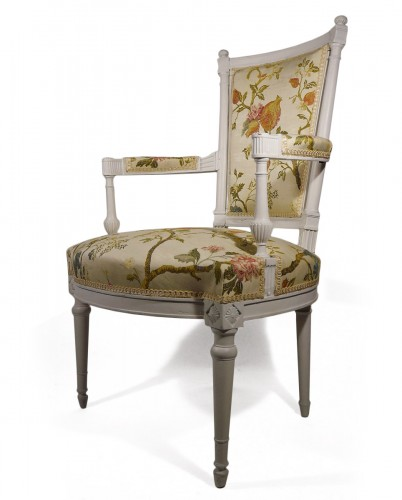 A Louis XVI armchair, 18th century