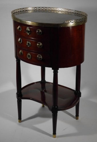 Antiquités - A Louis XVI - Directoire working table, 18th century