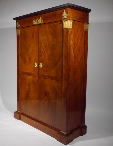 An Empire wardrobe attributed to Thomire & Duterme - Furniture Style Empire