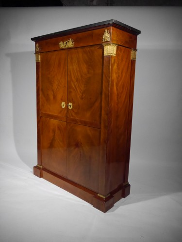 An Empire wardrobe attributed to Thomire & Duterme - Empire