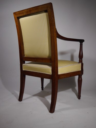 Seating  - A Directoire armchair, stamped by Georges Jacob