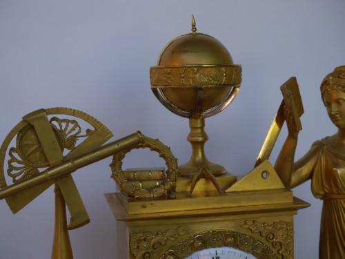 Clocks  - Mantel clock of astronomie around 1810-1820