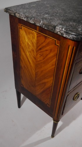 French Louis XVI Commode  stamped Magnien - Furniture Style Louis XVI